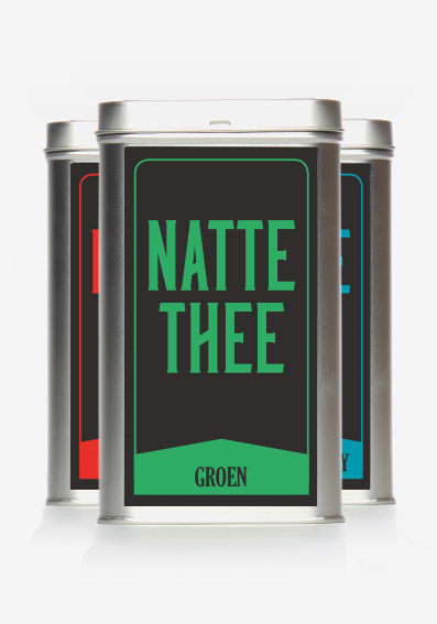 Natte Thee Trio