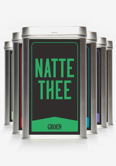 Natte Thee Collectie