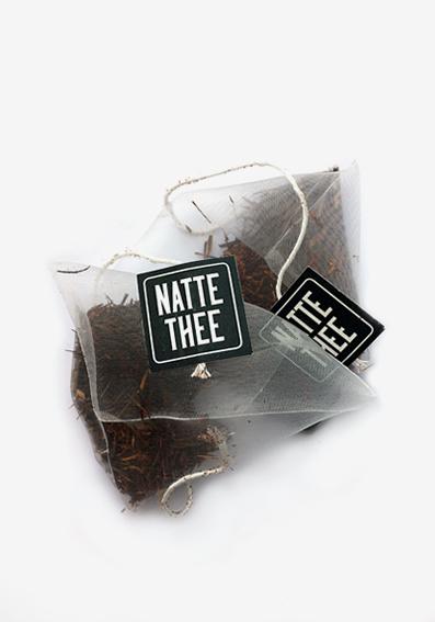 Natte Thee Rooibos Navulling